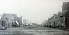A Kansas city street, Park Rapids Minnesota, Main Street, Street View, Wolf Creek, Love Park, City Streets, Old Pictures, Places To See, Photo Galleries
