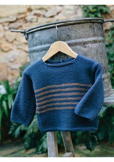 Dans ce guide, découvrez toute une gamme variée de modèles à tricoter pour  bébé Univers 227b7be90bb