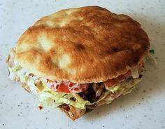 <3 Doner Kebab - Eastern Mediterranean Lepinja Flatbread