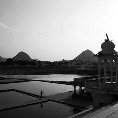 Unfassbar: Pushkar, Indien