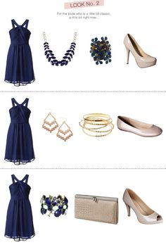 Your bridesmaids will thank you! We love Abby Larson of Style Me Pretty's accessorizing guide.
