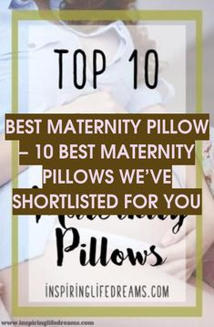 Sleeping is among the most crucial issues that humans do. This nighttime activity allows your body to recharge as well as your brain to wind down. One... Best Maternity Pillow, Pregnancy Pillow, My Pregnancy, Pregnant Sleep, 2nd Trimester, Sounds Good To Me, Comfortable Pillows, Sleep Problems, How To Get Sleep