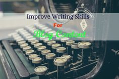 Writing articles which are easy to read is main skill which every blogger should have, if our articles have lot of spelling and grammatical mistakes and long paragraphs, then we lose our reputatio...