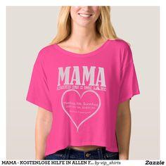 Your Custom Bella+Canvas T-Shirt für Damen