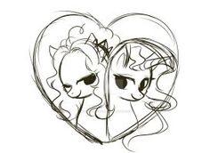 pony hearties wip by YogurtYard