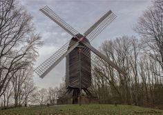 Gabriele Manholds Blog: Die Bockwindmühle des Bauernhausverein Lehe e.V. #Bockwindmühle