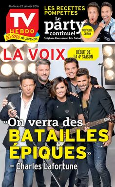 Stephane Rousseau, Magazine, Tv, Guide, Public, Digital, Movies, Movie Posters, Products