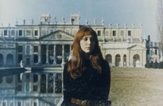 Anne Wiazemsky in Porcile