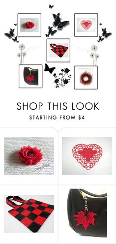 """Lovely R&B"" by keepsakedesignbycmm ❤ liked on Polyvore featuring accessories, homedecor and gifts"