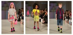 London's Global Kids Fashion Week 2013