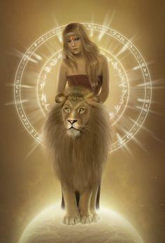 Lion par Joe Diamond