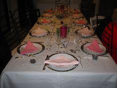 table noël 2012