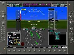 Garmin G1000 Tutorial: NAV Operation - YouTube