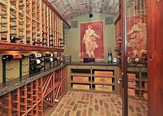 Top of the line everything, including this Wine Cellar - Sedona Home for Sale