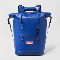 Perfect backpack cooler from the Hunter for Target Collection. See all our favorites from the Hunter for Target line. Rucksack Backpack, Laptop Backpack, Backpack Cooler, Cycling Backpack, Handbags On Sale, Luxury Handbags, Miami Beach, Mtv, Women's Handbags