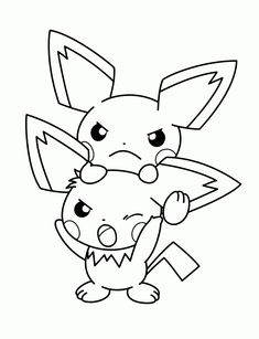 Top 50 Free Printable Pokemon Coloring Pages Online