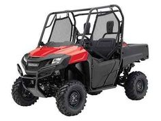 New 2016 Honda Pioneer 700 Red (SXS700M2) ATVs For Sale in Texas. 2016 Honda Pioneer 700 Red (SXS700M2), Full-Featured Value That No One Can MatchSpending a day in the great outdoors is always more enjoyable when you're sharing the experience with a friend. And that's what Honda's Pioneer 700 side-by-side is all about. Whether it's for work or for fun, the Pioneer 700 lets you bring a friend or helper along. Introduced in 2014, the Pioneer 700 has proven to be a great tool for anyone whose…