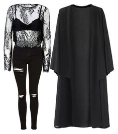 """""""Untitled #2559"""" by fallen-angel-007 on Polyvore featuring Topshop"""