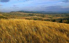 poland hills   Eyes go Travel: Europe - Poland, Szybowcowa Hill, Lower Silesia 35