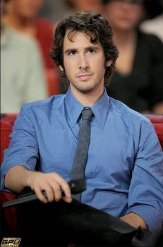 Josh Groban: If I'm ever dying I want you to sing to me in my last moments