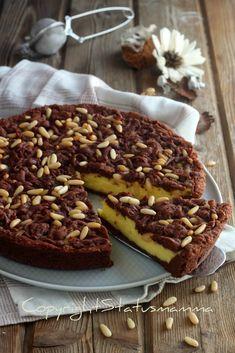 Sweet Recipes, Cake Recipes, Dessert Recipes, Cooking Cake, Burritos, Food Obsession, Italian Desserts, English Food, Bakery Cakes