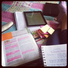 study ipad style