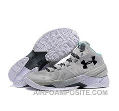 Under Armour Stephen Curry 2 Shoes Grey 4HXDk