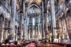 Cathedral of The Sea, Barcelona (Catalonia) - Fine Art Prints by Marc G.C. Photography