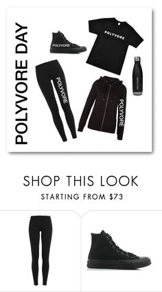 """Poyvore day"" by aldo-ii ❤ liked on Polyvore featuring Polo Ralph Lauren, Converse and New Look"