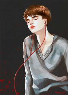 Exo d.o k-pop art exo, exo fan art, kyungsoo. Kyungsoo, Kaisoo, Chanyeol, Exo Anime, Star Wars Books, Exo Fan Art, Exo Do, Kpop Exo, Star Art
