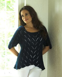 Ravelry: Carefree Cover-Up pattern by Plymouth Yarn Design Studio