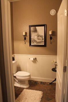 1/2 bath/laundry room remodel | half bathroom remodel