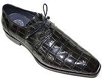 Mezlan Platinum Custom # 3686 at AlligatorWorld.com - Exotic Skin Shoes