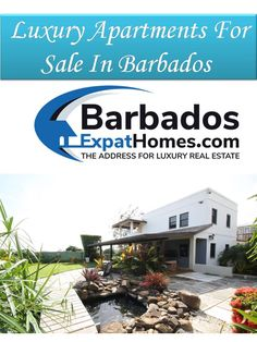 Here, You Will Get The Listing For Luxury Apartments For Sale In Barbados.  You