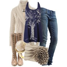i want to own all of this. especially that sweater. #sweaterobsession.