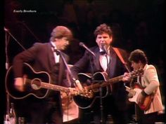 The Everly Brothers' Cathy's Clown Sound Of Music, Music Is Life, Live Music, Good Music, 60s Music, Music Songs, Music Videos, Best Songs, Love Songs