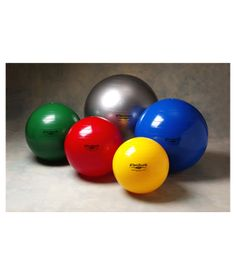 Thera Band yoga ball 5 color options $16.98 on sale now