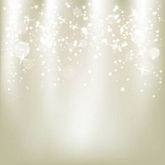 Seasonal theme with sparkling stars Free Vector