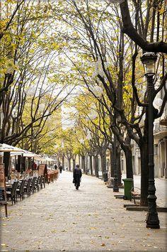Passeig per Girona