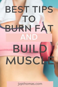 Tips To Help Women Burn Fat And Build Muscle - Health and wellness: What comes naturally Muscle Diet, Muscle Building Diet, Muscle Mass, Muscle Nutrition, Fat Loss Drinks, Fat Burning Drinks, Reduce Belly Fat, Burn Belly Fat, Atkins