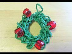 YouTube - Adventskranz mit Perlen Rainbow Loom, Advent, Garden Hose, Videos, Youtube, Beads, Tutorials, Christmas, Youtubers