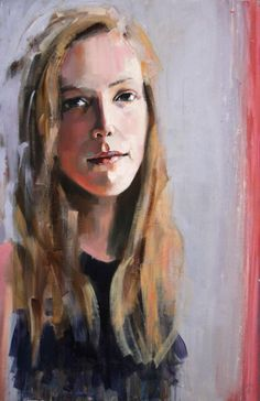 Rebecca K. by Richard Twose