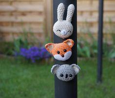 Petite Maille | Le crochet c'est pas ringard !: Mini animaux au crochet