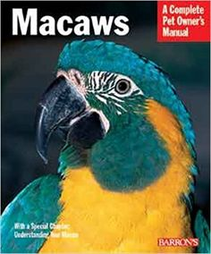 Other Bird Supplies Bird Supplies Delicious Barrons Complete Owners Manual For Conures