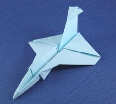 Origami Airplanes 2   Gilad's Origami Page