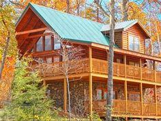 Gatlinburg Cabin Rental: Simply The Best-high Mountain Lodge;gatlinburg's Premier Location,best View&rate | HomeAway