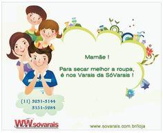 As melhores #ofertas de Varais é na Sóvarais http://www.sovarais.com.br/loja