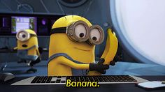 Minions: Banana! | Is it for PARTIES? Is it FREE? Is it CUTE? Has ...