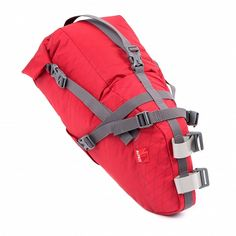 Alpkit - Koala seat pack that's lightweight and durable