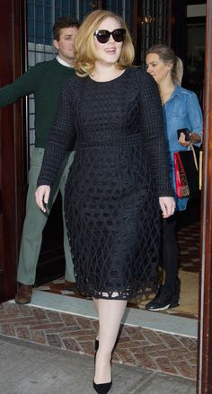 Adele, Cate Blanchett, and Elizabeth Banks Give Reason to Love the LBD Again
